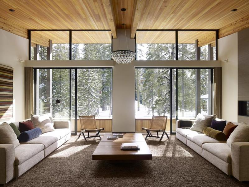 91 Designs For Casual and Formal Living Rooms-54