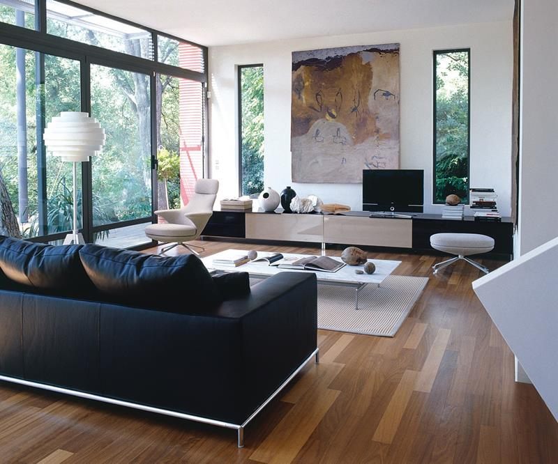 91 Designs For Casual and Formal Living Rooms-55