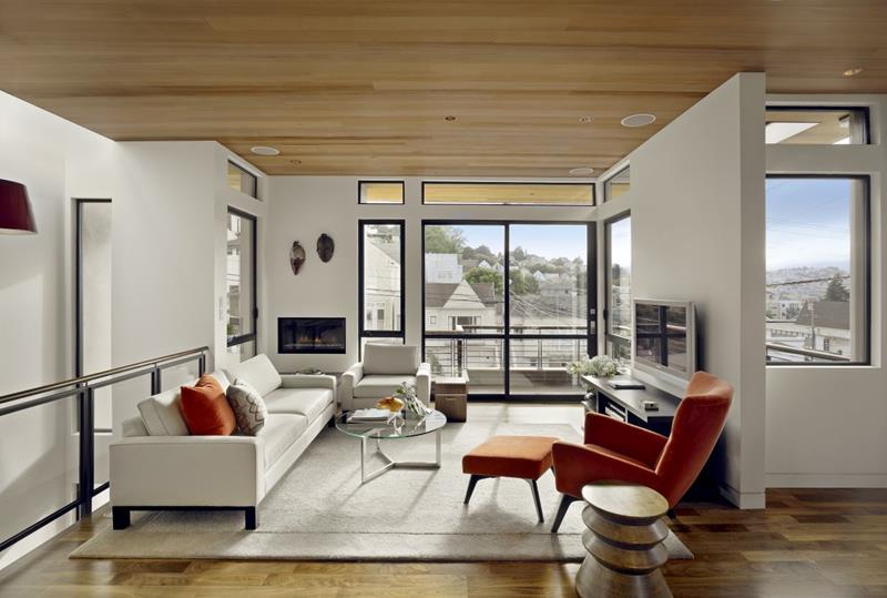 91 Designs For Casual and Formal Living Rooms-57