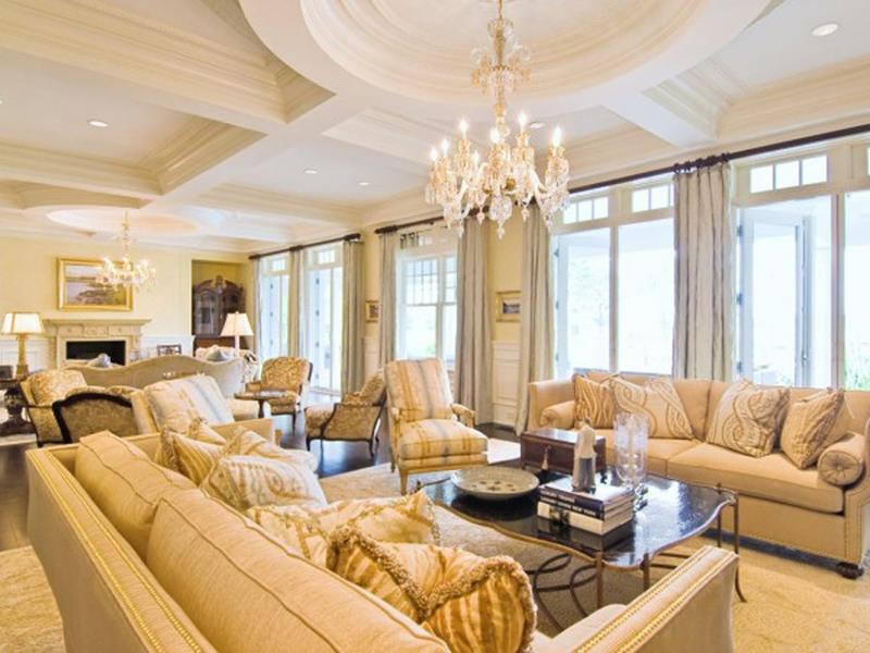 91 Designs For Casual and Formal Living Rooms-6