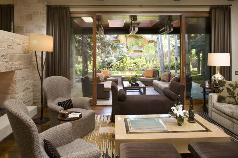 91 Designs For Casual and Formal Living Rooms-65
