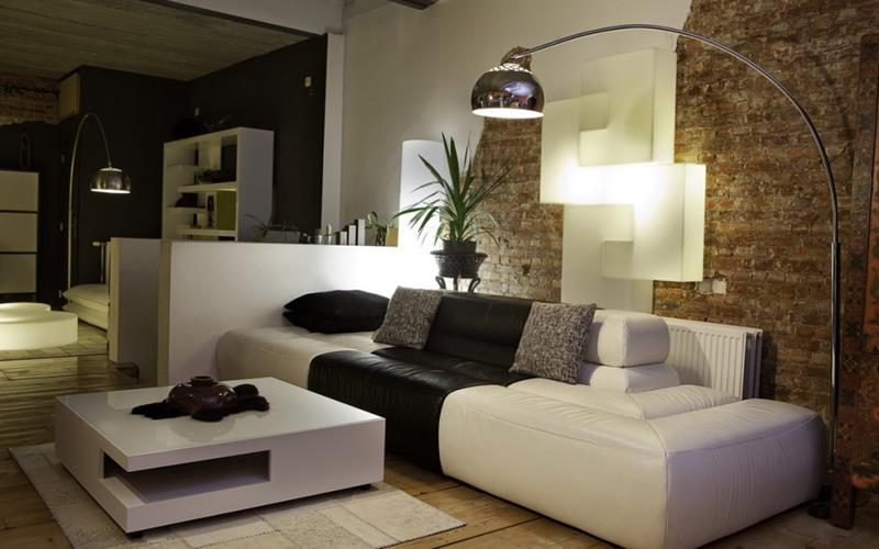 91 Designs For Casual and Formal Living Rooms-66