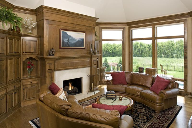 91 Designs For Casual and Formal Living Rooms-73