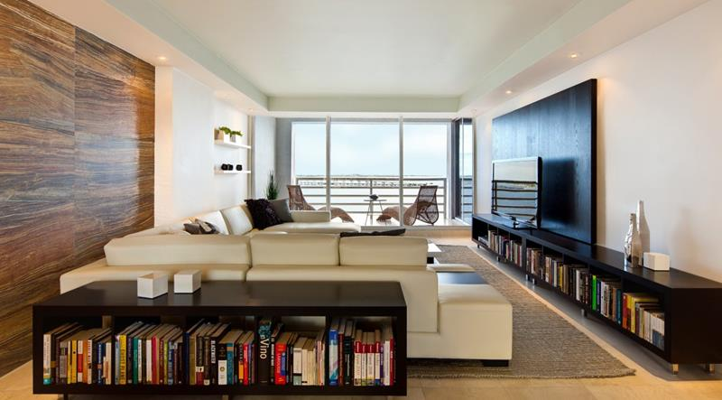 91 Designs For Casual and Formal Living Rooms-76