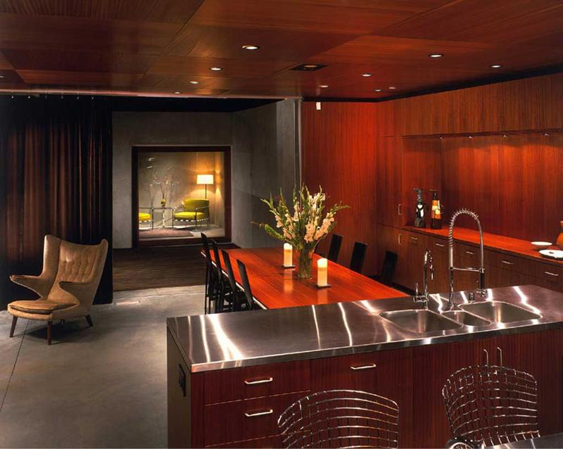 134 Incredible Luxury Kitchen Designs-107