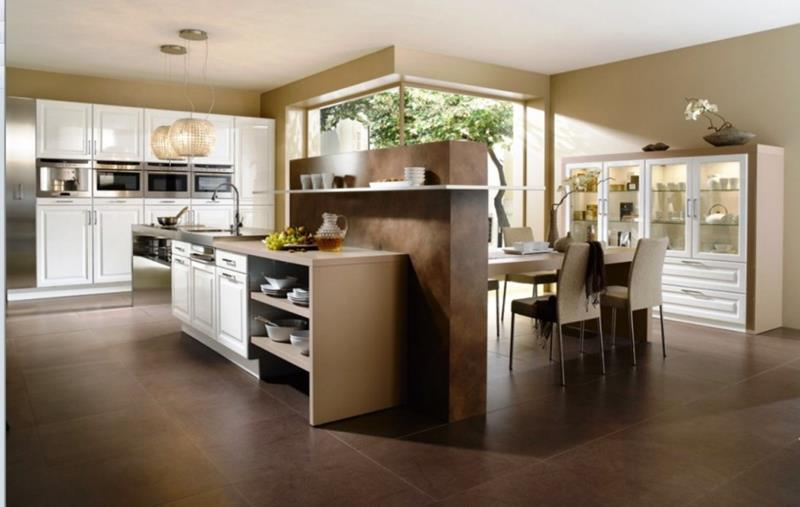 134 Incredible Luxury Kitchen Designs-112