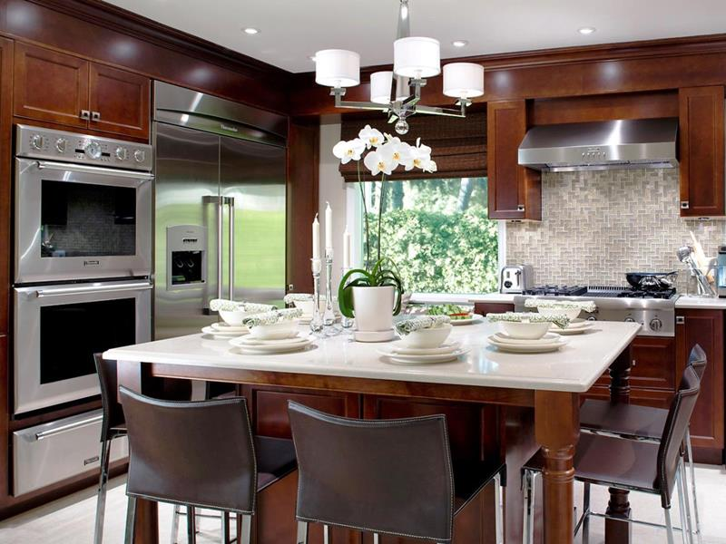 134 Incredible Luxury Kitchen Designs-120