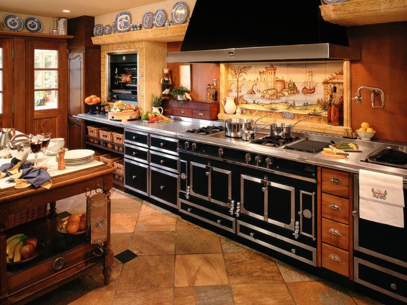 134 Incredible Luxury Kitchen Designs-125