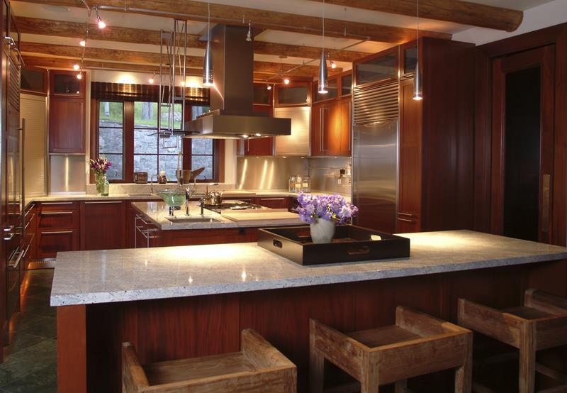 134 Incredible Luxury Kitchen Designs-13