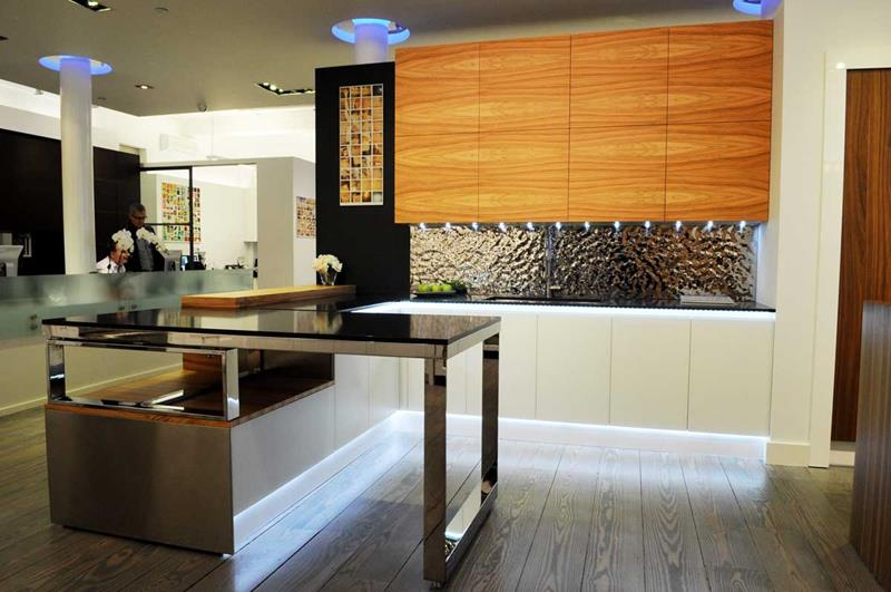134 Incredible Luxury Kitchen Designs-39