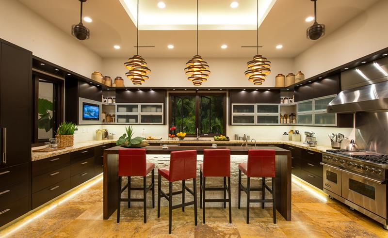 134 Incredible Luxury Kitchen Designs-76