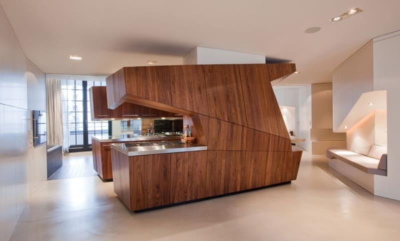 134 Incredible Luxury Kitchen Designs-99