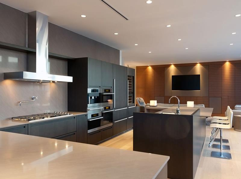 134 Incredible Luxury Kitchen Designs-title