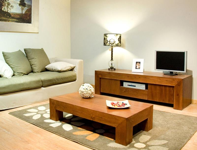 18 Pictures With Ideas for the Layout of Small Living Rooms-6