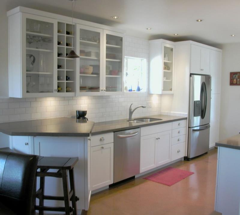 20 Kitchen Cabinet Design Ideas-1