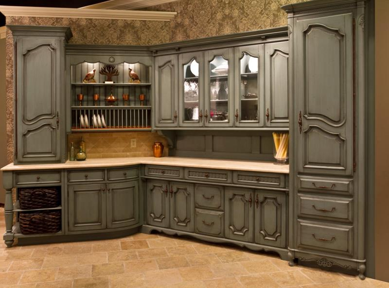 10 Kitchen Cabinet Tips: 20 Kitchen Cabinet Design Ideas
