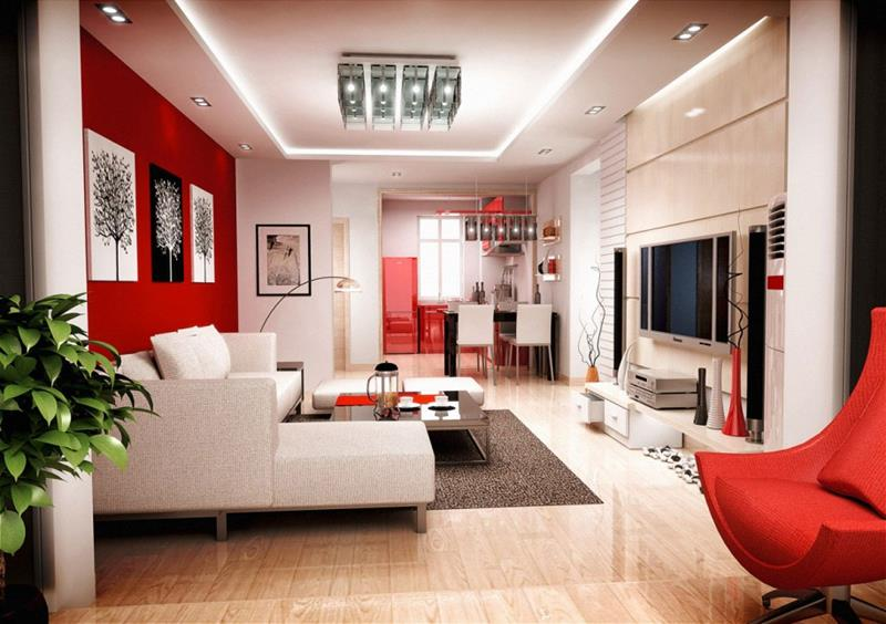 20 Stunning Living Room Layout Ideas-17
