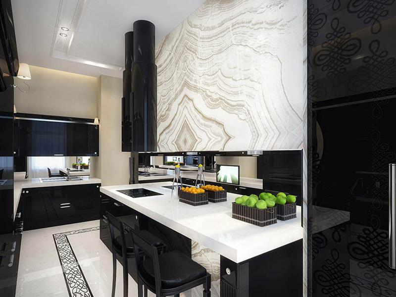 22 Jaw Dropping Small Kitchen Designs-15