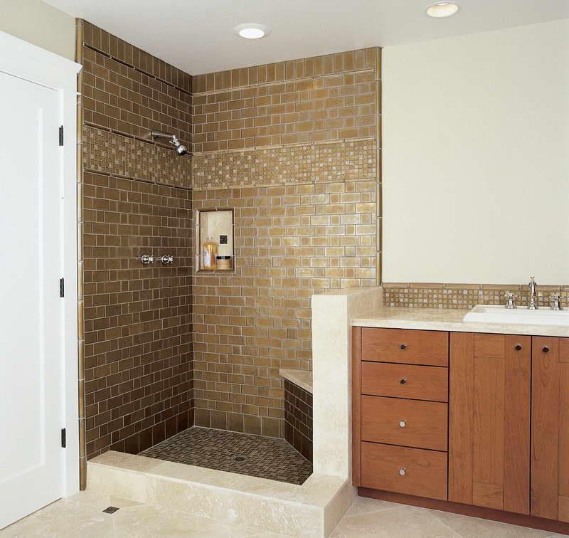 23 Stunning Tile Shower Designs-10