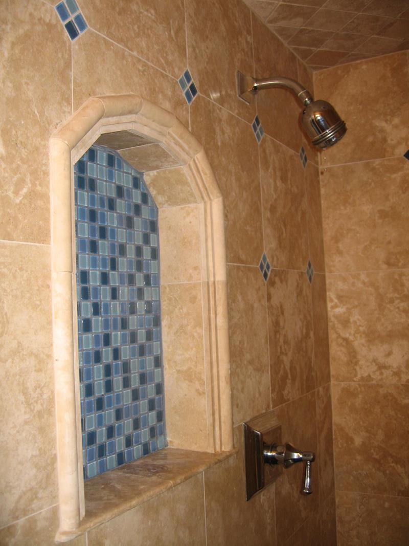 23 Stunning Tile Shower Designs-17
