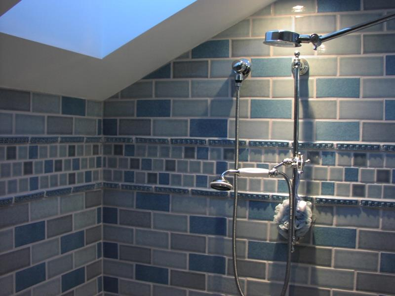 23 Stunning Tile Shower Designs-19