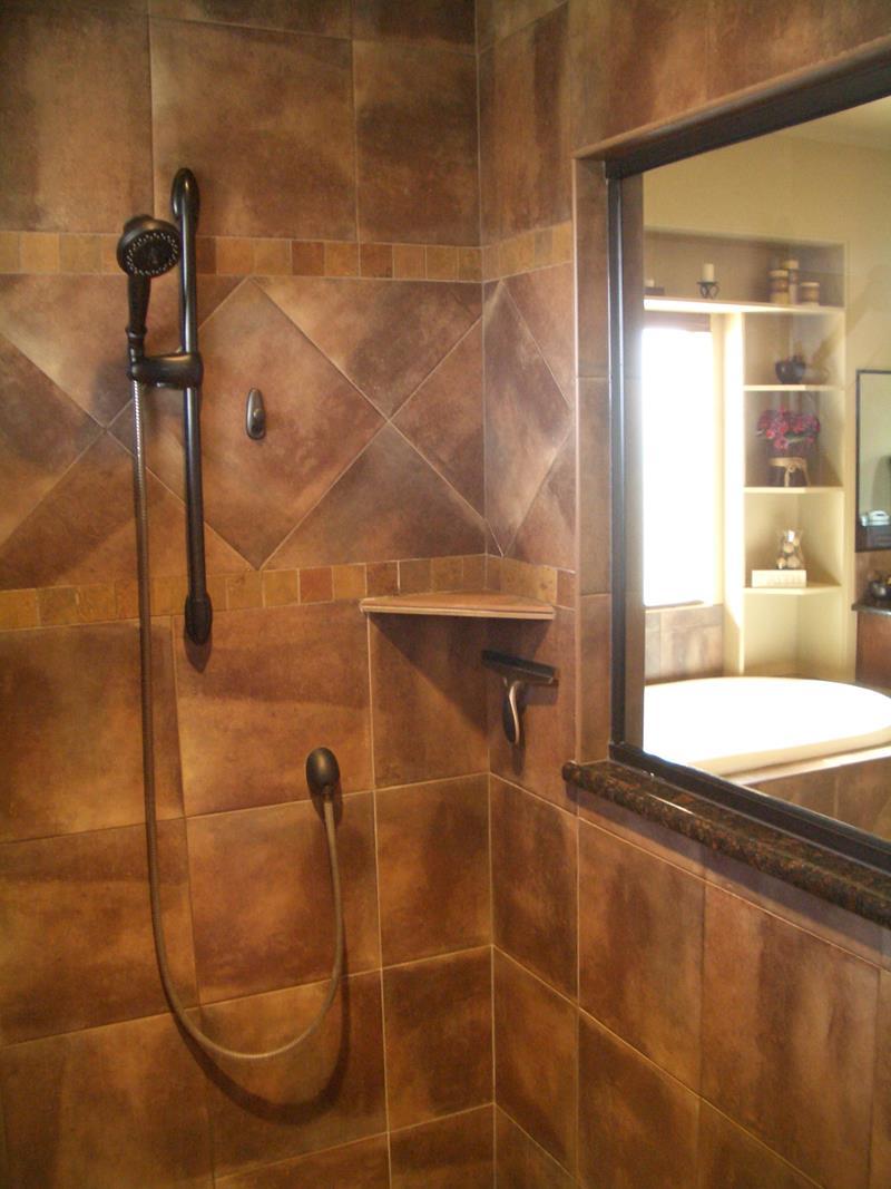 23 Stunning Tile Shower Designs-8