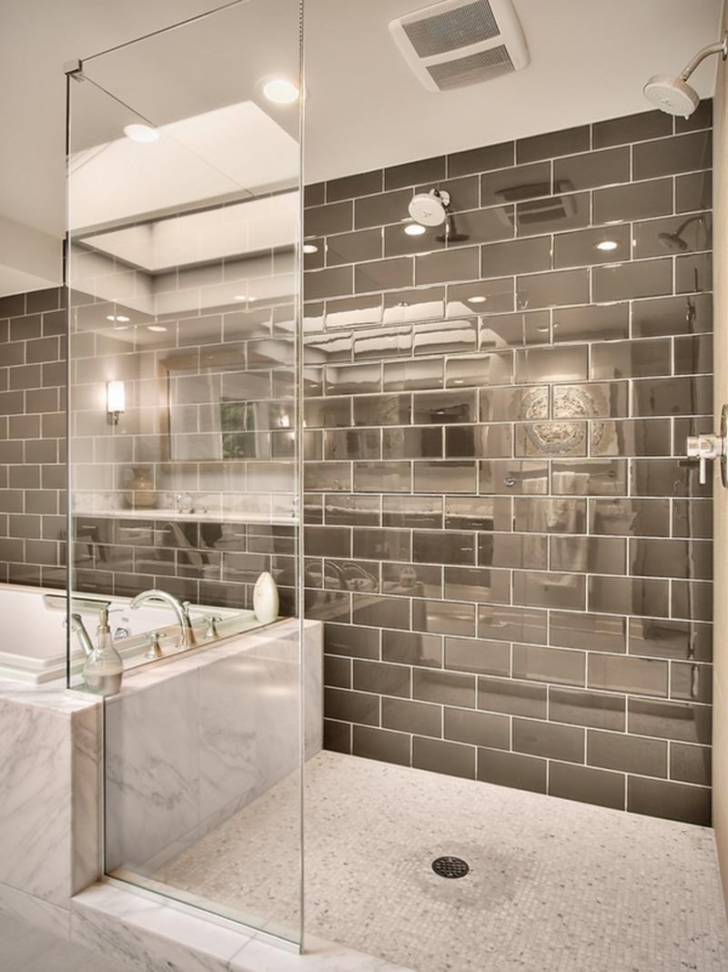 23 Stunning Tile Shower Designs-9