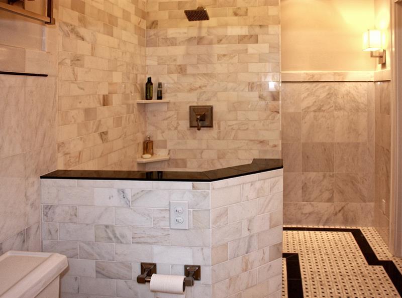 23 Stunning Tile Shower Designs-title
