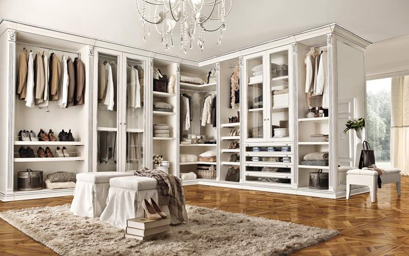 24 Jaw Dropping Walk In Closet Designs-19