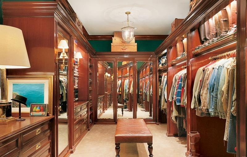 24 Jaw Dropping Walk In Closet Designs-24