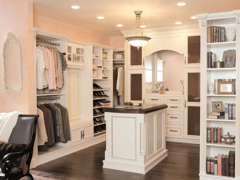 24 Jaw Dropping Walk In Closet Designs-3