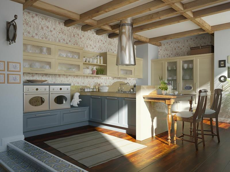 24 Traditional Kitchen Designs-12