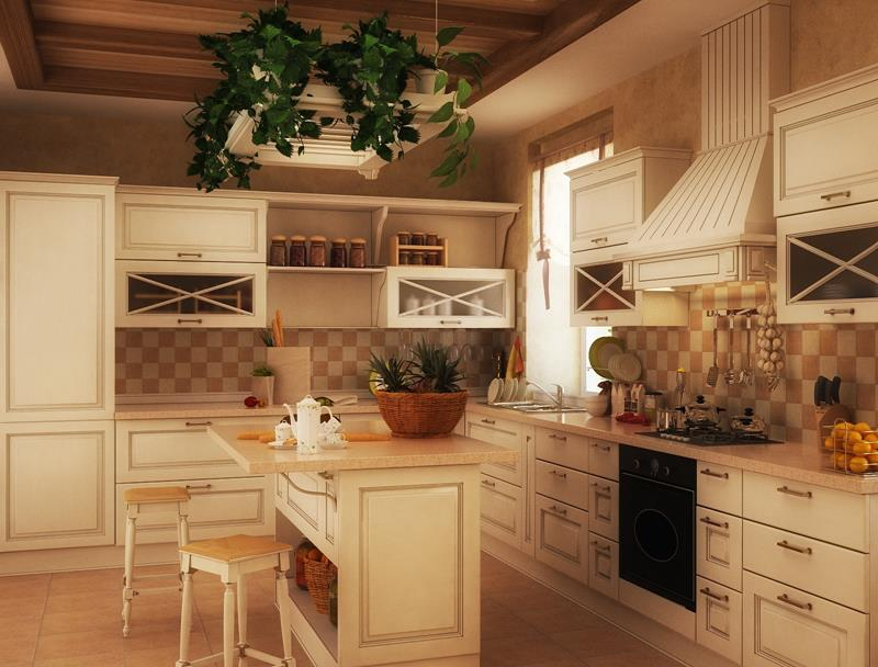 24 Traditional Kitchen Designs-17