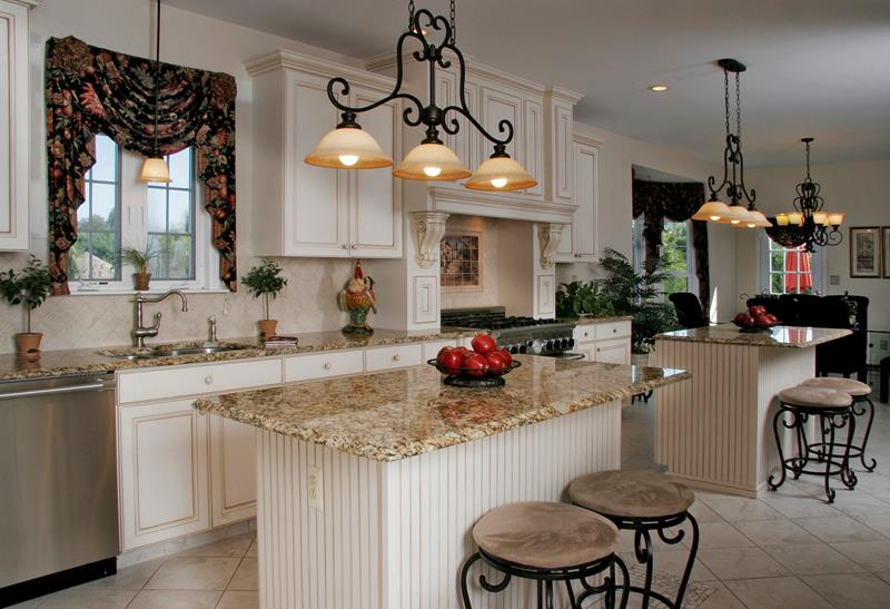 24 Traditional Kitchen Designs-19