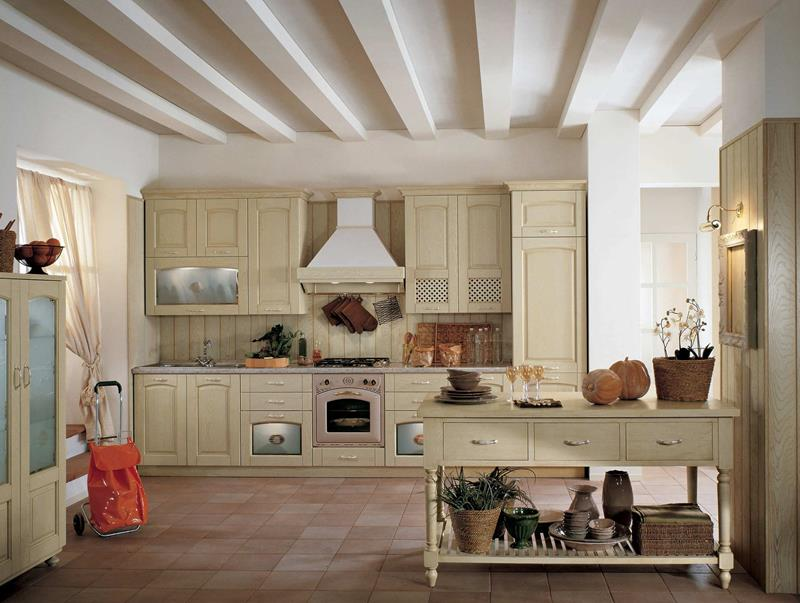 24 Traditional Kitchen Designs-21