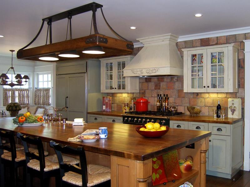24 Traditional Kitchen Designs-3