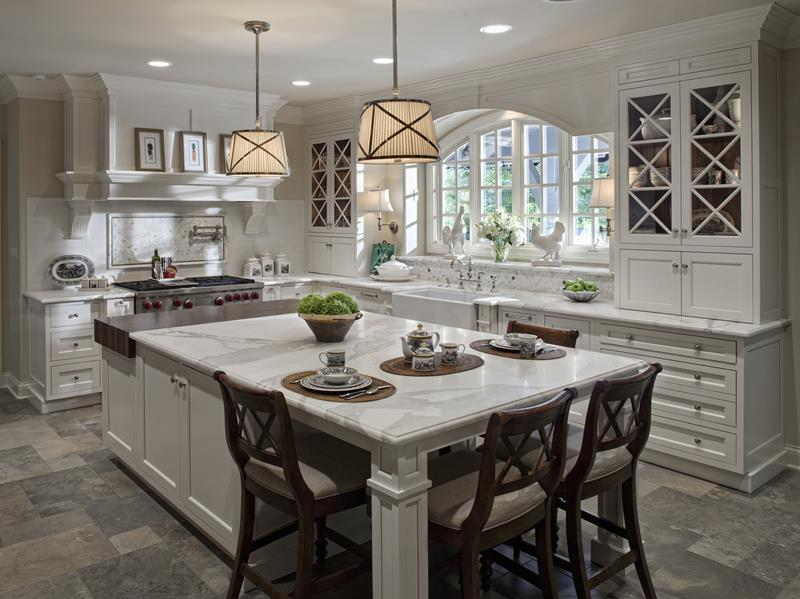24 Traditional Kitchen Designs-4