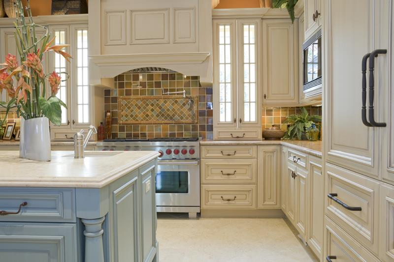 24 Traditional Kitchen Designs-5