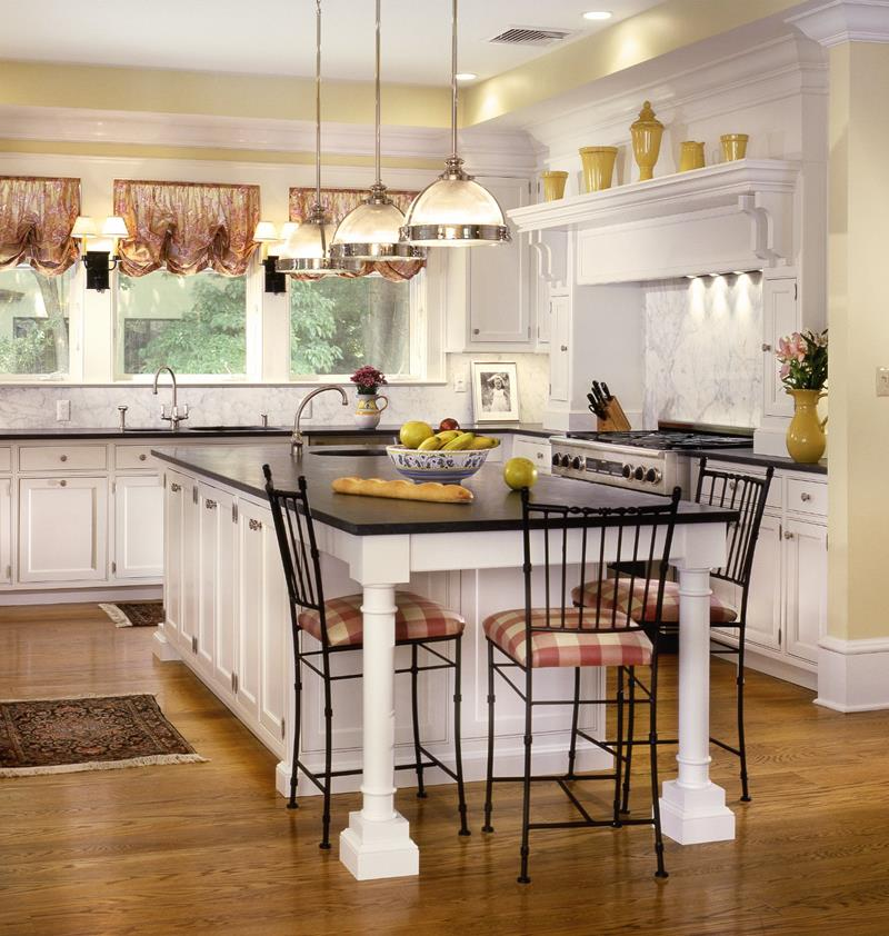 24 Traditional Kitchen Designs-6