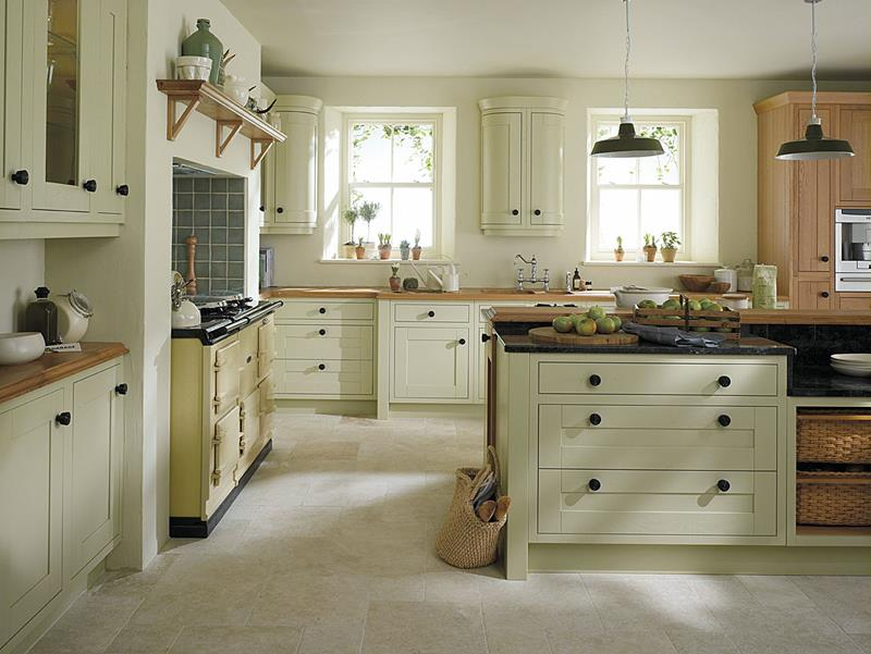 24 Traditional Kitchen Designs-9