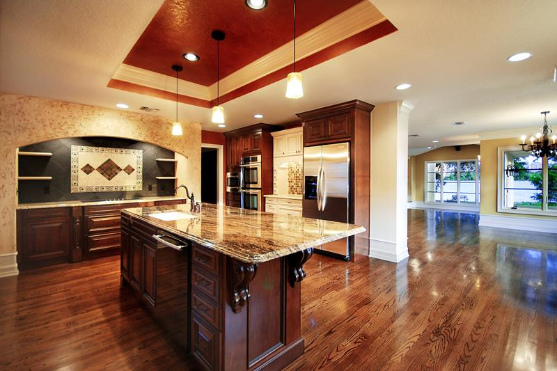 25 Beautiful Kitchen Designs-23