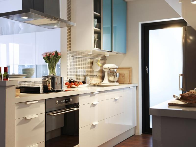 25 Small Kitchen Design Ideas-11