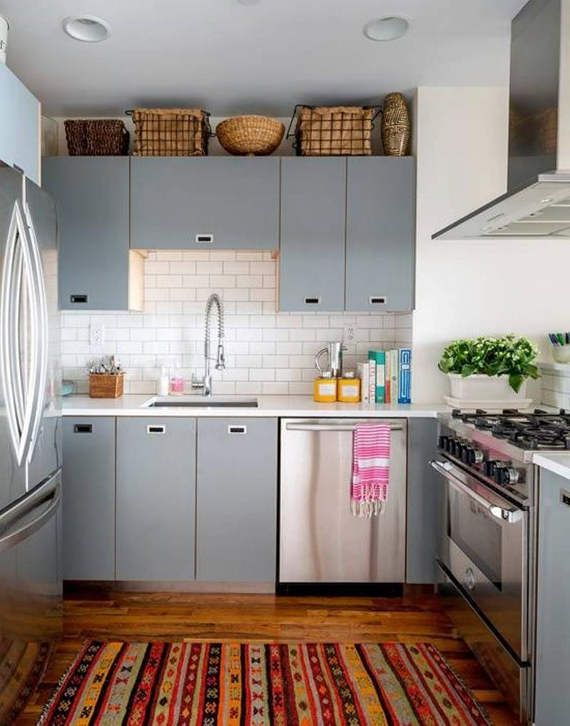 25 Small Kitchen Design Ideas-16