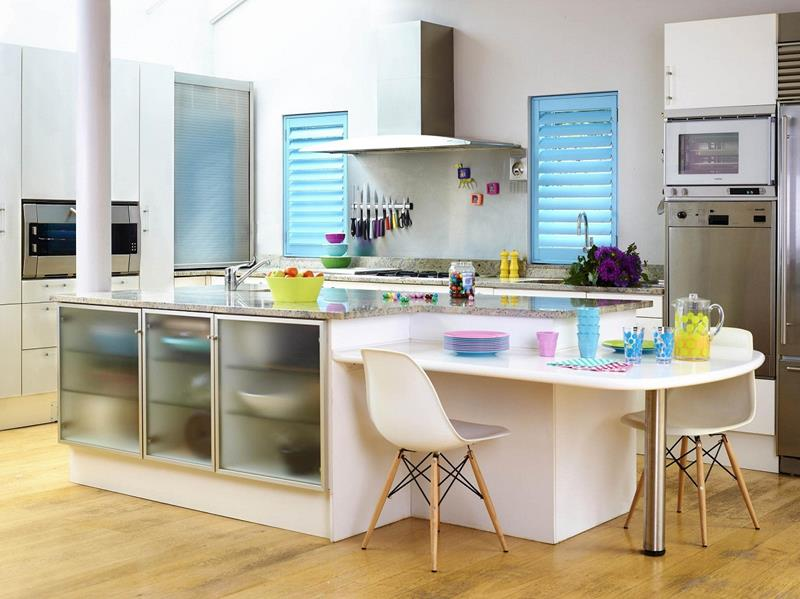 25 Small Kitchen Design Ideas-19