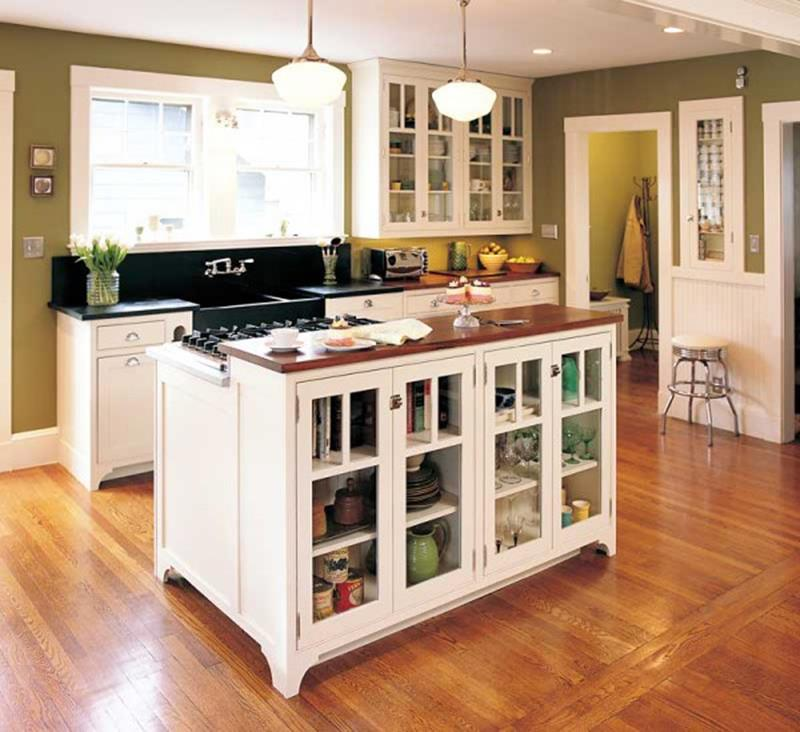25 Small Kitchen Design Ideas-23