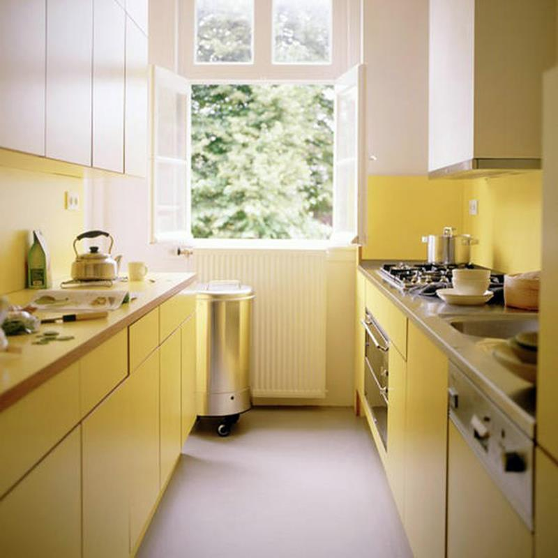25 Small Kitchen Design Ideas-24