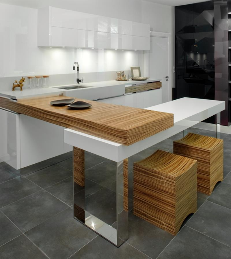25 Small Kitchen Design Ideas-25