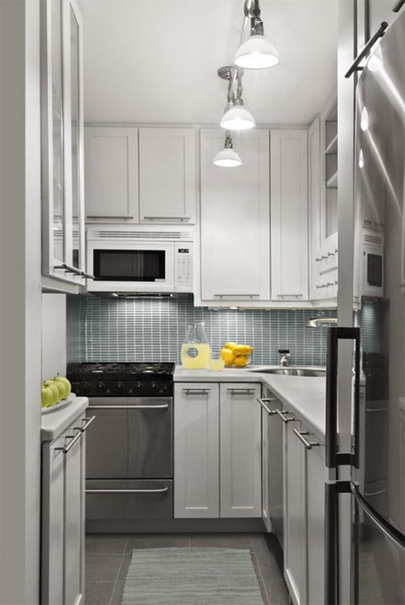 25 Small Kitchen Design Ideas-6