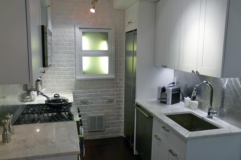 25 Small Kitchen Design Ideas-8