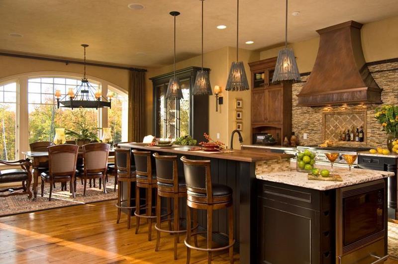 25 Stunning Kitchen Color Schemes-1